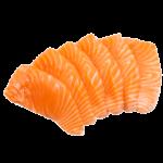 лосось слабосолений